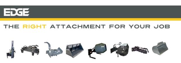 Edge attachments