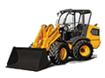 163C Articulated wheel loader